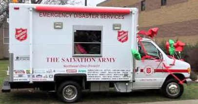 Salvation Army Truck